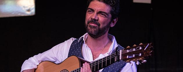 Interview with José Carlos Gómez, flamenco guitarist