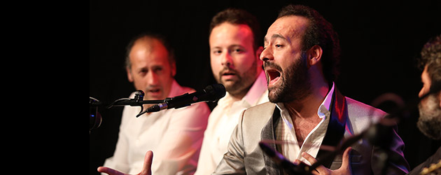 Entrevista al cantaor José Canela