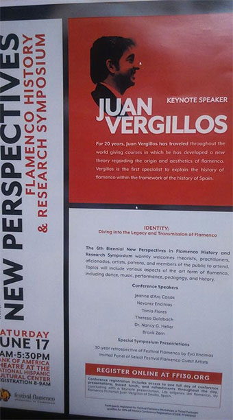 ¡Contra la postverdad de lo jondo, la 'Historia del Flamenco'!