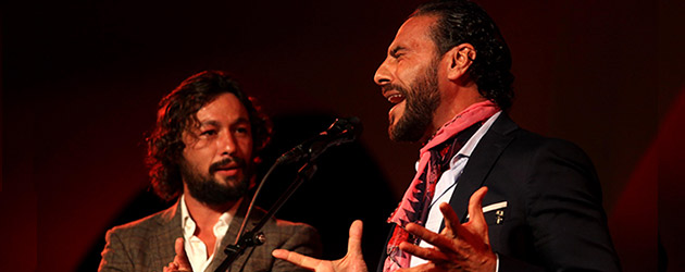 Pedro El Granaíno & Miguel Lavi. Mano a mano – Video & fotos