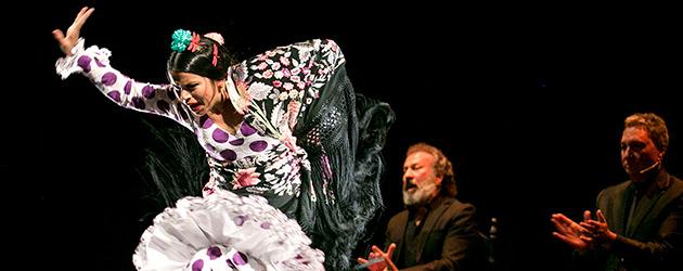 María Moreno – Jueves Flamencos Cajasol