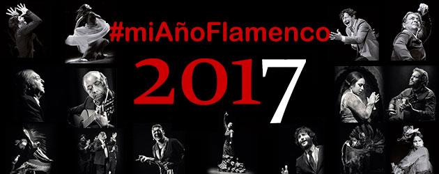 Mi año flamenco 2017