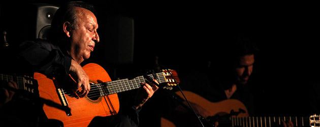 Paco Cepero, en concierto. Video & fotos. Bienal de Sevilla