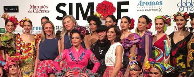 SIMOF 2016. Fotografías & videos de Moda Flamenca