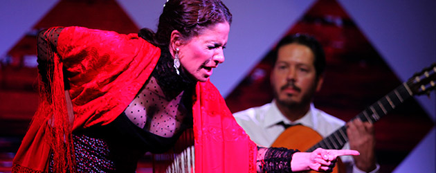 Rocío Bazán, recital de Cante. Bienal de Sevilla. Video & fotos