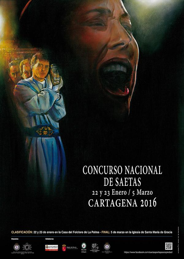 Concurso Nacional de Saetas 2016 – Cartagena