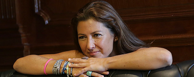 "Sara Baras wraps up ""La Pepa"" in Madrid."