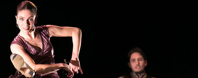 Sara Calero – El mirar de la maja  – Jueves Flamencos Cajasol