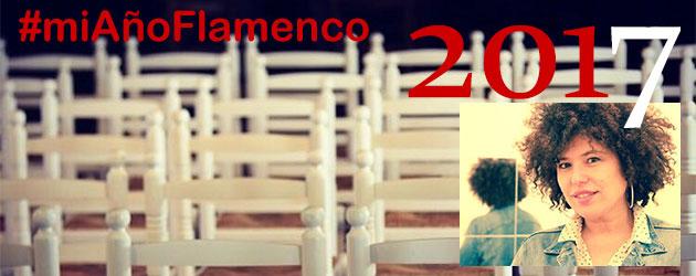 A year of flamenco striptease