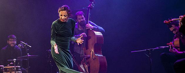 Ultra High Flamenco, con Rosario Toledo – fotografías