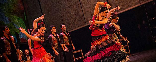 """Ballet Flamenco de Andalucía """"En la memoria del cante: 1922"""""""