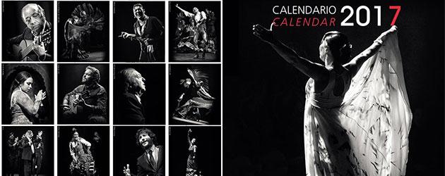 Calendario Flamenco 2017
