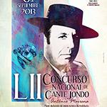 Concurso Nacional de Cante Jondo Antonio Mairena