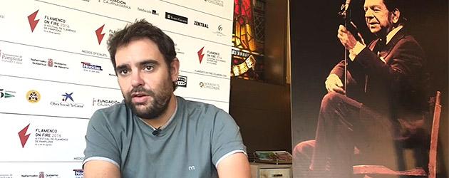 """Video entrevista a Dani de Morón, presenta """"21"""""""