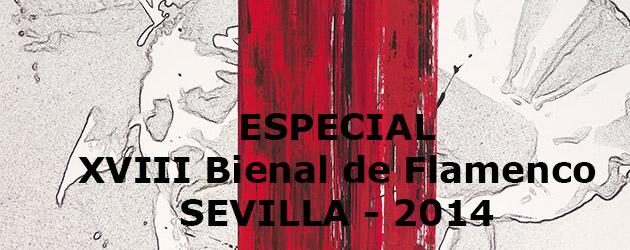 Especial XVIII Bienal de Sevilla – Toda la información