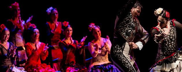 """Antonio El Pipa """"Gallardía"""" – Fotografías Bienal de Flamenco"""