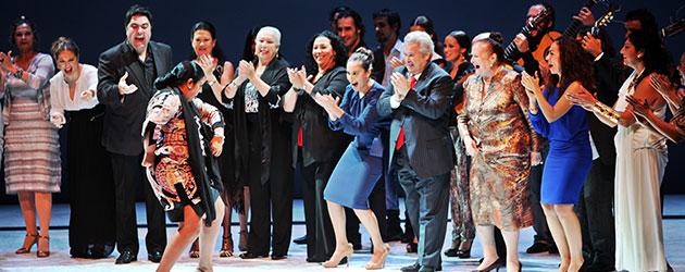 El año flamenco 2012. Resumen