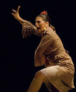 Pastora Galván - Flamenco ADOS