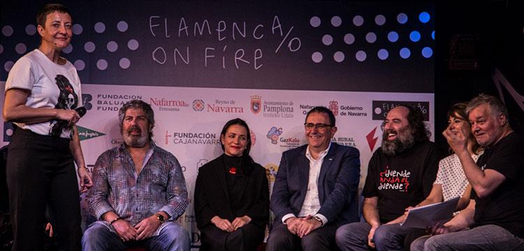 """""""El sexo del flamenco on fire"""""""