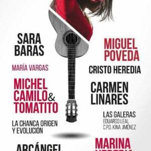 52 Festival Flamenco Danza Almeria 2018