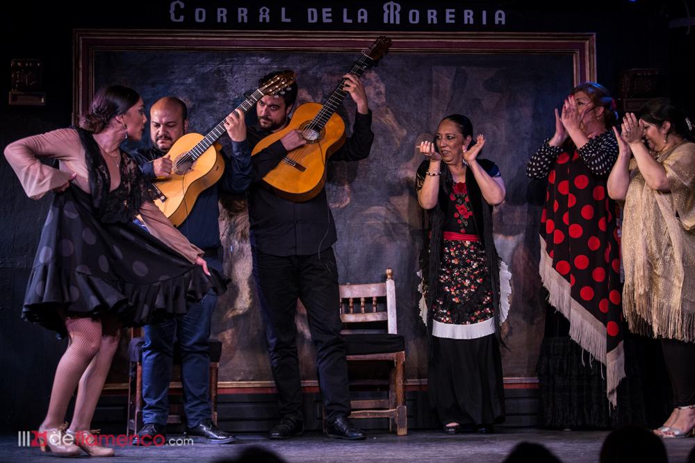 Presentación Cante de las Minas 2018 - Corral de la Moreria