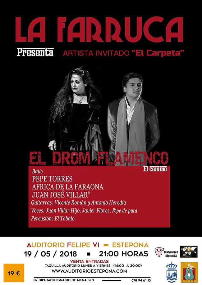 EL Drom Flamenco Estepona