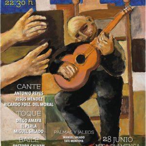Festival Flamenco de Zamora 2018