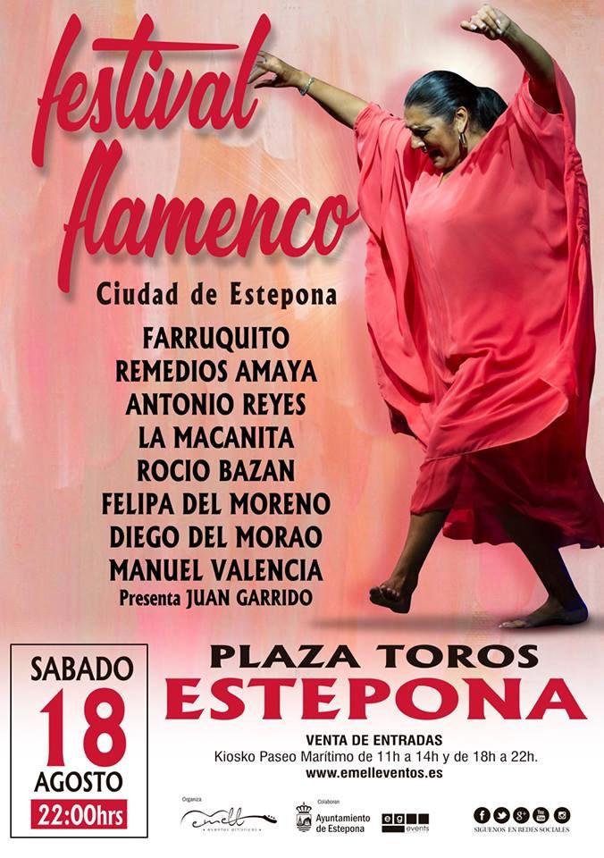 Festival Flamenco Ciudad de Estepona