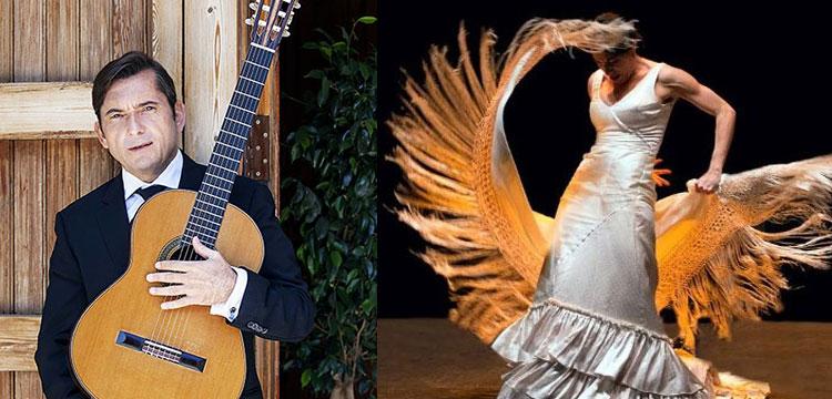 José María Gallardo & Ana Morales en el Ciutat Flamenco