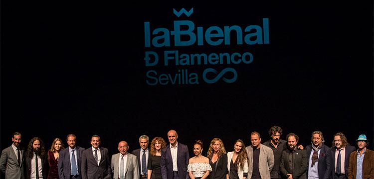 La XX Bienal de Flamenco de Sevilla, presentada en Madrid