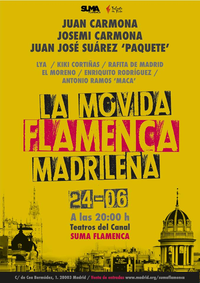 La Movida Flamenca Madrileña