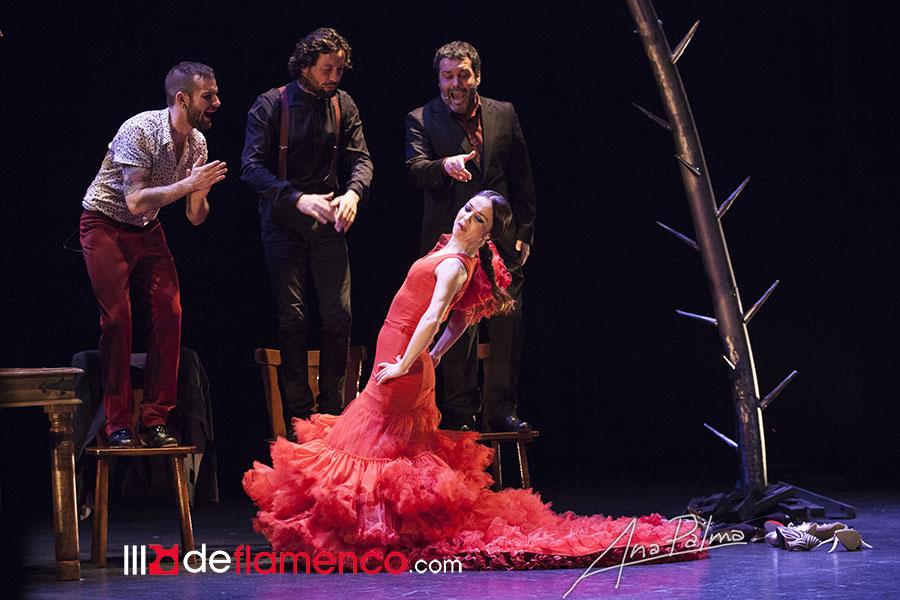 Olga Pericet - La espina que quiso...