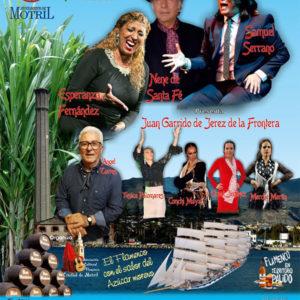 Festival Flamenco de la Costa Tropical - Motril Puerto del Azucar