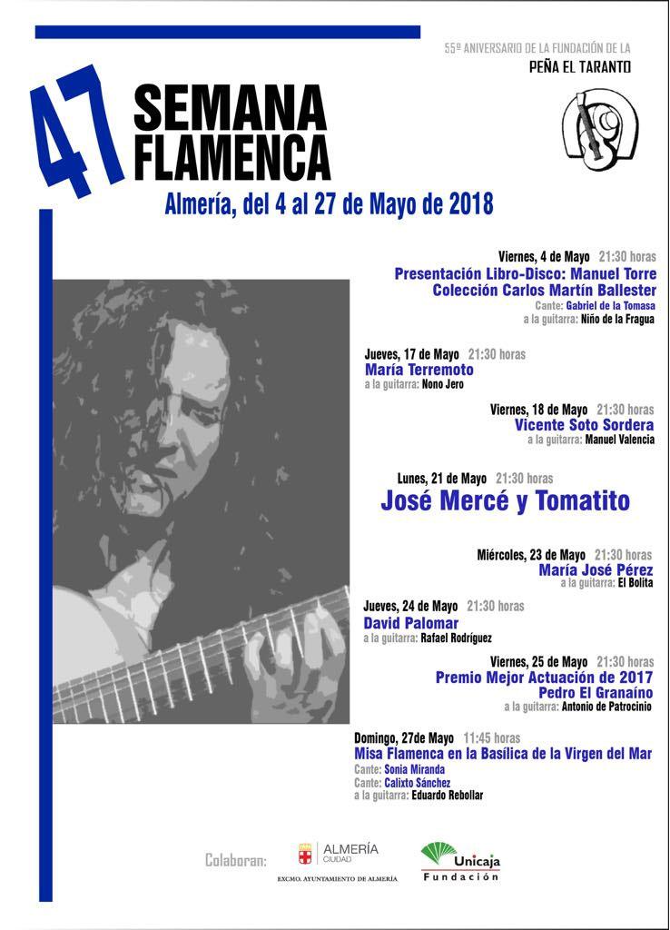 Semana Flamenca El Taranto
