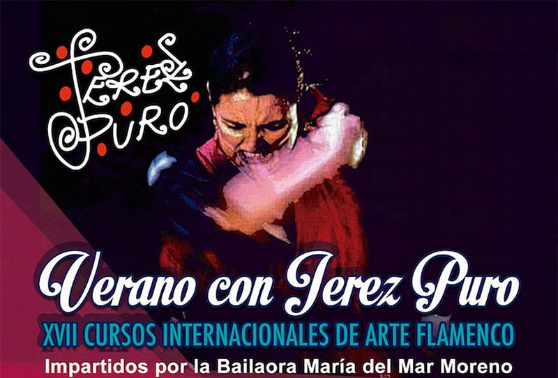 Verano Flamenco con Jerez Puro. María del Mar Moreno