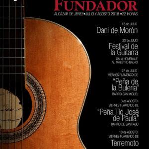Viernes Flamencos Jerez 2018