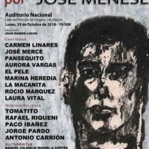 homenaje a Menese