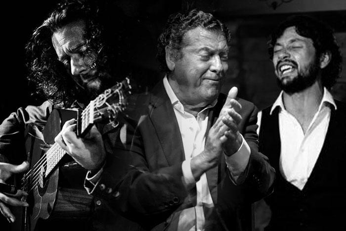 José Gálvez, Luis el Zambo, Miguel Lavi