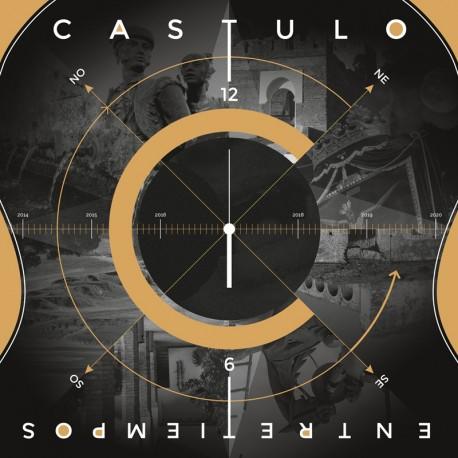 Manuel Cástulo – Entre tiempos (CD)
