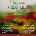 39 Festiva lCiudad de Málaga 2018