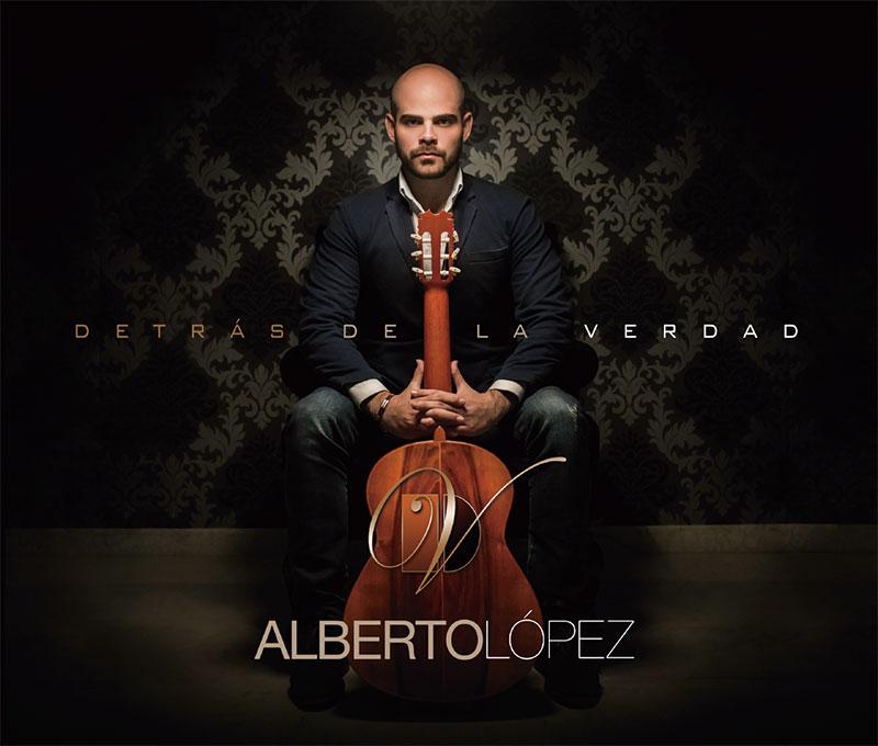 """Alberto López """"Detrás de la verdad"""" (cd)"""