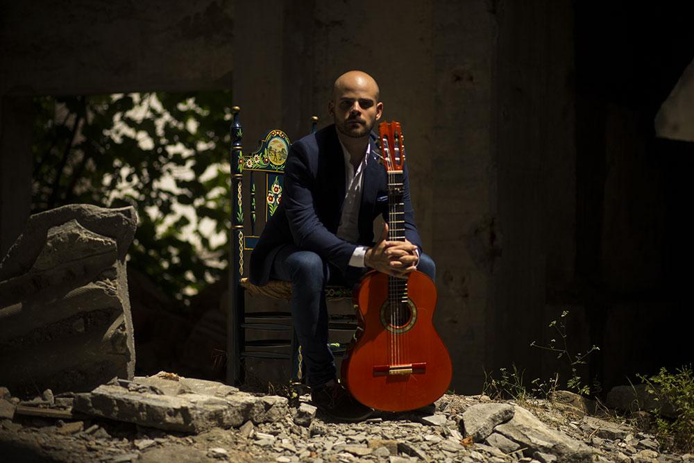 Alberto López, guitarrista