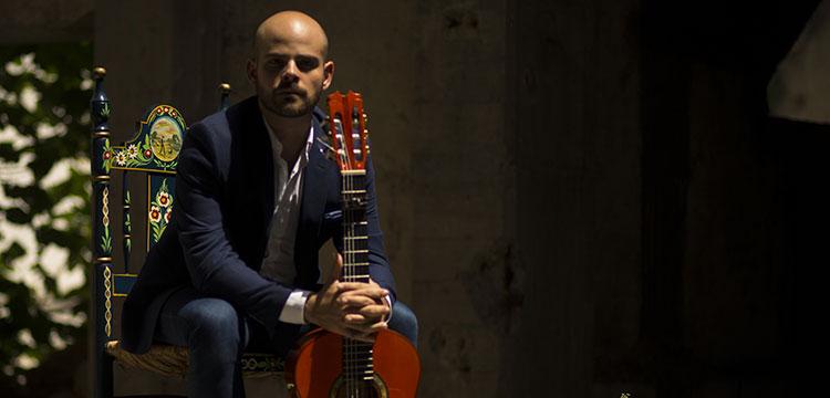 Entrevista a Alberto López. Guitarrista