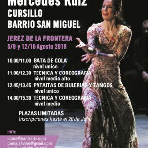 Cursillo Barrio San Miguel Mercedes Ruiz