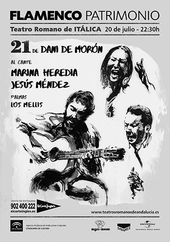Dani de Morón - Patrimonio Flamenco