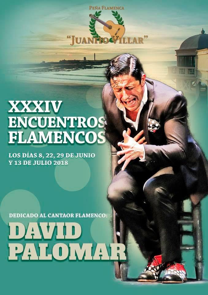 Encuentros Flamencos Juan Villar