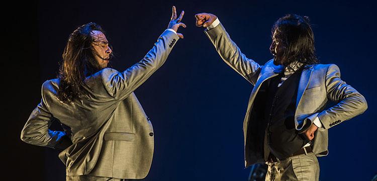 Farruquito & José Maya en Suma Flamenca