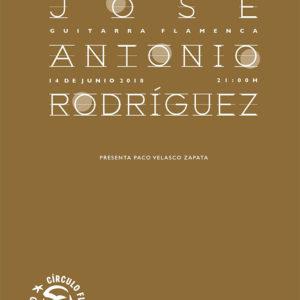 Jose A Rodriguez - Circulo Flamenco de Madrid