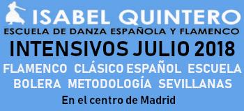 Escuela de Danza - Isabel Quintero de Madrid