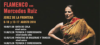 Flamenco con Mercedes Ruiz